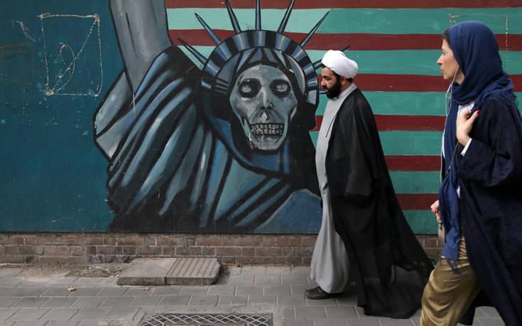 Το πολεμικό κλίμα ανάμεσα σε Ιράν και ΗΠΑ «πέρασε» και στο διαδίκτυο