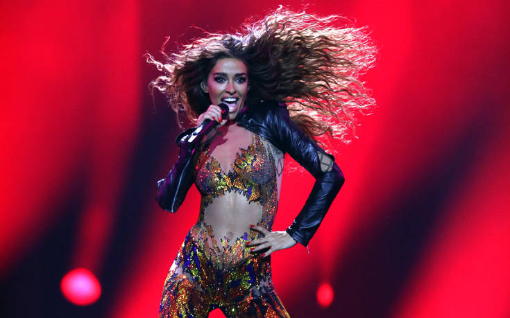 Eurovision 2019: H Ελένη Φουρέιρα θυμάται τη συμμετοχή της στον διαγωνισμό