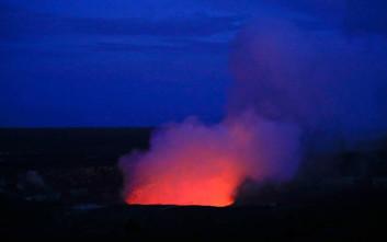 Η λάβα απειλεί εργοστάσιο ηλεκτρικής ενέργειας στη Χαβάη
