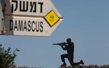 ΙΣΡΑΗΛ ΣΥΡΙΑ Golan Heights