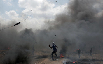 Καζάνι που βράζει και πάλι η Λωρίδα της Γάζας