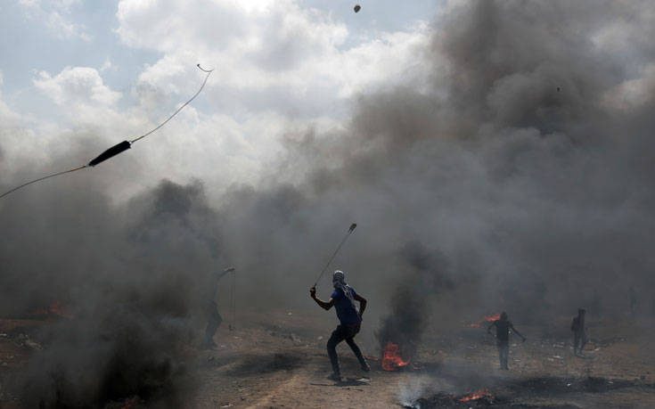 Νεκρός 16χρονος Παλαιστίνιος μετά από συγκρούσεις με ισραηλινές δυνάμεις