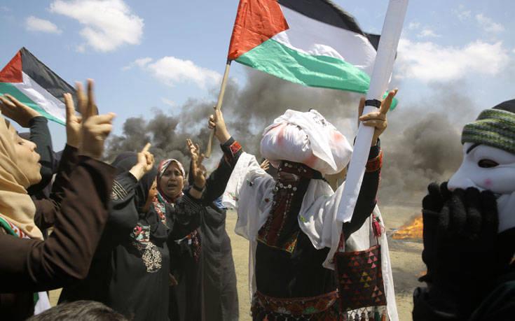 H ανακοίνωση της ισραηλινής πρεσβείας στην Αθήνα για τη Γάζα