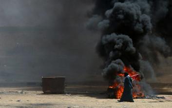 Παλαιστίνιος πρεσβευτής: Να έχει συνέπειες η εγκληματική συμπεριφορά του Ισραήλ