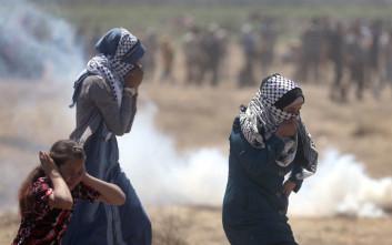 Συνεχίζονται οι αιματηρές συγκρούσεις στη Λωρίδα της Γάζας