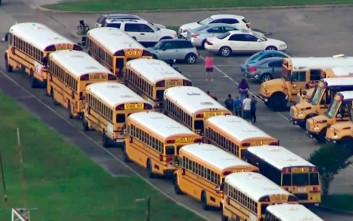 Ένοπλος σκόρπισε τον θάνατο σε σχολείο του Τέξας