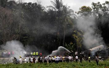 Μόλις δυο άνθρωποι επέζησαν από την πτώση του Boeing στην Κούβα