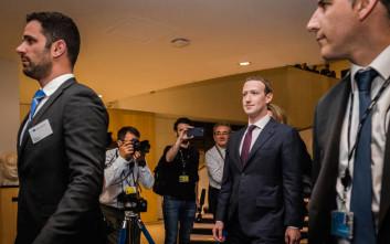 Απολογήθηκε στο Ευρωκοινοβούλιο ο «Mr. Facebook»