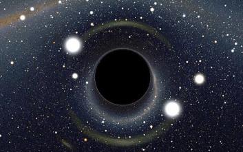Βρέθηκε η πιο αχόρταγη μαύρη τρύπα στο σύμπαν