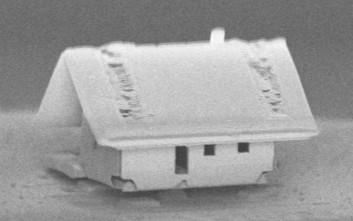 Το μικρότερο σπίτι του κόσμου