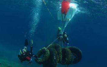 Τα απίστευτα ευρήματα στον βυθό των ελληνικών θαλασσών