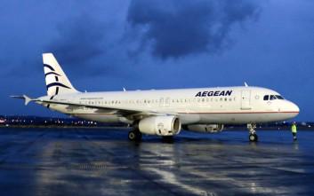 «Απογειώθηκε» η επιβατική κίνηση της Aegean το 2019