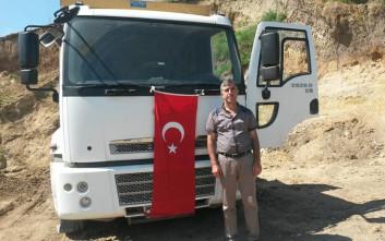 Φυλάκιση και πρόστιμο για τον Τούρκο που συνελήφθη στον Έβρο