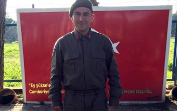 Αυτός είναι ο Τούρκος που πέρασε τα σύνορα στον Έβρο και συνελήφθη