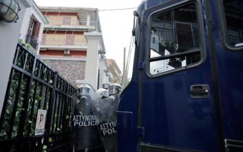 Μυτιλήνη: Αύριο η δίκη των 110 συλληφθέντων στην πλατείας Σαπφούς τον Απρίλη του 2018