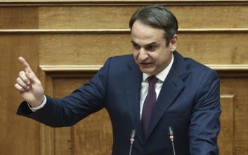Έκτακτη σύσκεψη για την αποτίμηση της καταστροφής συγκαλεί ο Μητσοτάκης