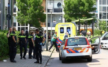 Κρατούσε τσεκούρι και φώναζε στους αστυνομικούς «ο Αλλάχ είναι μεγάλος»
