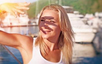Προστατεύστε τα μάτια σας από την υπεριώδη ακτινοβολία