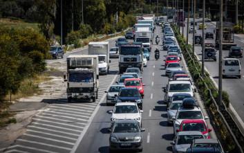 Τα πρόστιμα για όσους οδηγούς μπαίνουν στη Λωρίδα Έκτακτης Ανάγκης