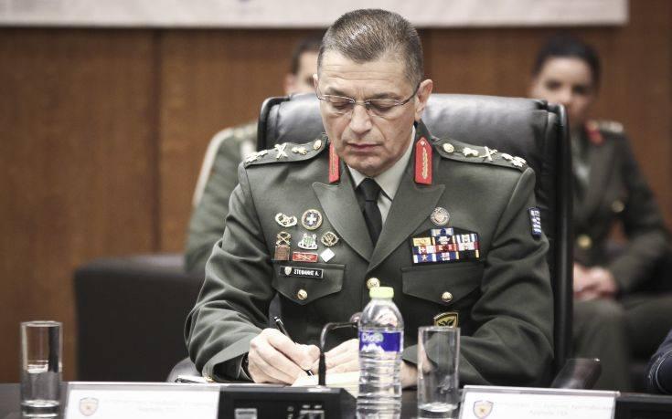 Στο Ισραήλ βρέθηκε ο αρχηγός του Γενικού Επιτελείου Στρατού