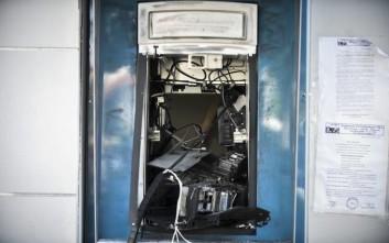Ανατίναξαν μηχανήματα ΑΤΜ σε Πόρτο Ράφτη και Γαλάτσι