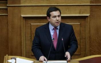 Μηταράκης: Να γίνει ψηφοφορία όπως προβλέπει το Σύνταγμα