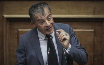 Θεοδωράκης: Ψαριανός και Αμυράς έφυγαν κατ' εντολή της ΝΔ και ο Δανέλλης κατ' εντολή του ΣΥΡΙΖΑ