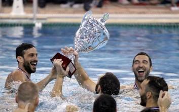 «Εθισμένο» στα πρωταθλήματα το πόλο του Ολυμπιακού