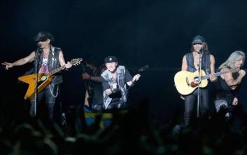Πανέτοιμο το ελληνικό κοινό για μια ακόμη συναυλία των Scorpions