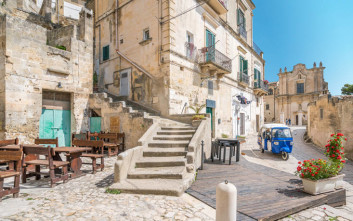 Μία ιταλική πόλη στους προορισμούς που πρέπει να επισκεφτεί κανείς το 2019