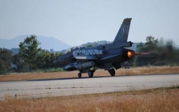 Ελληνικά μαχητικά κυνήγησαν τέσσερα τουρκικά σε όλο το Αιγαίο