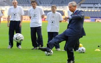 Αυτή είναι η ποδοσφαιρική ομάδα που υποστηρίζει ο πρίγκιπας Κάρολος