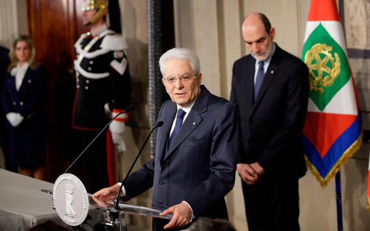 O Γάλλος πρέσβης επέστρεψε στη Ρώμη