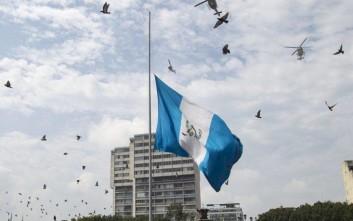 Η Γουατεμάλα διέκοψε τις διπλωματικές σχέσεις με τη Βενεζουέλα