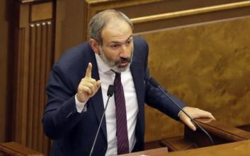 Με «πολιτικό τσουνάμι» απειλεί ο ηγέτης της αντιπολίτευσης στην Αρμενία