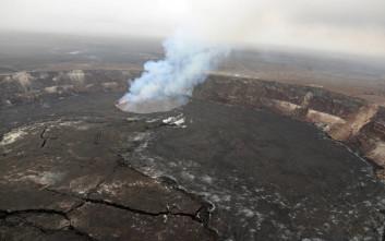 Νέες ρωγμές σχηματίστηκαν στο έδαφος από το ηφαίστειο Κιλαουέα