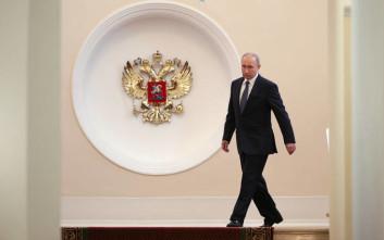 Ο Πούτιν χρησιμοποιεί μετρητά μόνο μια ή δύο φορές τον χρόνο