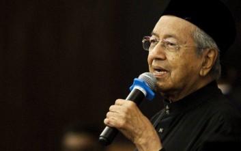 Ο νέος πρωθυπουργός της Μαλαισίας ορκίστηκε στην ηλικία των… 92 ετών