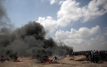 Έκκληση για αυτοσυγκράτηση στη Γάζα απευθύνει το Βερολίνο