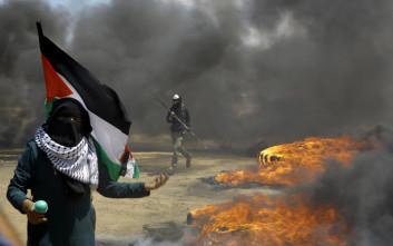 Συγκλονιστικές φωτογραφίες από την «κόλαση» στη Γάζα