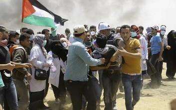 Φρίκη και αποτροπιασμό εκφράζει η Ελλάδα για τη σφαγή στη Λωρίδα της Γάζας