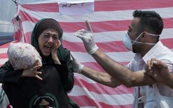Νεκρό βρέφος 8 μηνών στη Λωρίδα της Γάζας