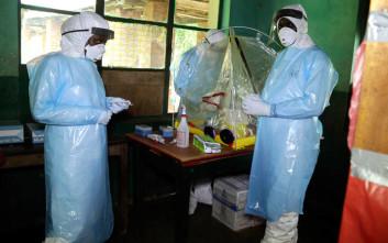 Ακόμα δυο άνθρωποι έχασαν τη ζωή τους από τον Έμπολα στο Κονγκό