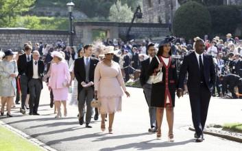 Φτάνουν οι πρώτοι καλεσμένοι στο βασιλικό γάμο