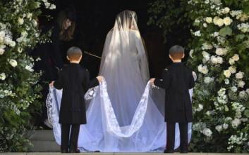 Ο λαμπερός γάμος του Χάρι και της Μέγκαν μέσα από το φωτογραφικό φακό