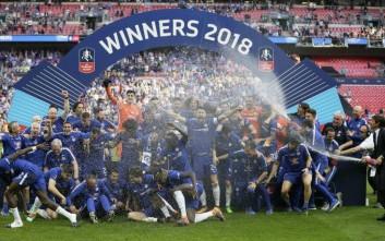 Britain Soccer FA Cup Final