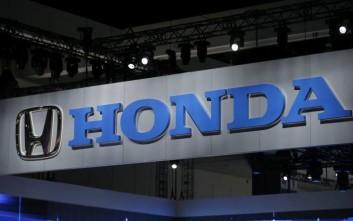 Στον αέρα και πάλι η ιστοσελίδα της Honda