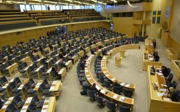 Ποσοστό ρεκόρ για το αντιμεταναστευτικό κόμμα στη Σουηδία