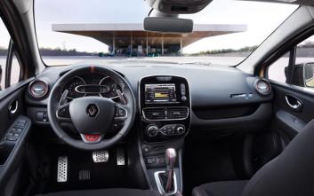 Με αυτόματο κιβώτιο διπλού συμπλέκτη όλα τα Renault