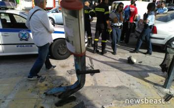 «Το θύμα είχε εγκλωβιστεί ανάμεσα στο αυτοκίνητο και την κολόνα»